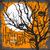 halloween vector illustration dry tree full moon and pumpkins stock photo © pashabo