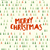 merry christmas postcard xmas trees pattern vector illustratio stock photo © pashabo