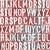 old letterpress type background vector stock photo © pashabo