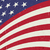 ondulado · bandera · de · Estados · Unidos · ilustración · fiesta · azul · bandera - foto stock © pashabo