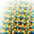 Abstract mosaic background. Vector illustration, EPS10 stock photo © pashabo