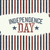 independence day label for holiday design template stock photo © pashabo