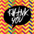шаблон · спасибо · карт · рисованной · стиль - Сток-фото © pashabo