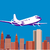 aereo · business · strada · blu - foto d'archivio © patrimonio