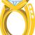 diamond gold ring retro stock photo © patrimonio