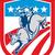 amerykański · rodeo · cowboy · jazda · konna · w · stylu · retro · ilustracja - zdjęcia stock © patrimonio