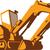 nehéz · buldózer · izolált · fehér · építkezés · narancs - stock fotó © patrimonio