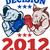 democrata · burro · republicano · elefante · 3D · branco - foto stock © patrimonio