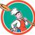 mężczyzna · kucharz · gotować · łyżka · portret - zdjęcia stock © patrimonio