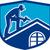 bouwvakker · hand · boor · timmerman · werken · dak - stockfoto © patrimonio