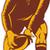 регби · игрок · мяча · человека · тень - Сток-фото © patrimonio