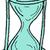 vintage hour glass drawing stock photo © patrimonio