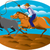 boerderij · vee · binnenkant · business · voedsel · dieren - stockfoto © patrimonio