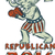 vote republican 2016 elephant boxer isolated etching stock photo © patrimonio