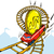 coin money on rollercoaster stock photo © patrimonio