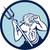 csoport · fém · címer · terv · görög · mitológia - stock fotó © patrimonio