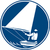 sailing yachting circle icon stock photo © patrimonio