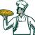 chef · bakker · ingesteld · professionele · groep · geïsoleerd - stockfoto © patrimonio