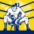 bokser · vergadering · kruk · illustratie - stockfoto © patrimonio