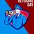 modern · gün · amerikan · asker · tebrik · kartı · poster - stok fotoğraf © patrimonio