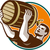 bartender pouring drinking keg barrel beer retro stock photo © patrimonio