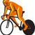 kerékpáros · lovaglás · bicikli · verseny · kilátás · bicikli - stock fotó © patrimonio