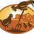 haan · top · boerderij · huis · schuur · illustratie - stockfoto © patrimonio