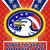 american eagle memorial day poster greeting card stock photo © patrimonio