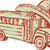 autobús · escolar · blanco · escuela · viaje · luces · Windows - foto stock © patrimonio