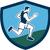 marathon runner crest retro stock photo © patrimonio
