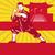 僧侶 · 面白い · 筋肉の · 男 · 背景 · 中国語 - ストックフォト © patrimonio