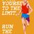 marathon push to the limit poster stock photo © patrimonio