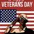 veterans day greeting card american stock photo © patrimonio
