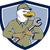 american bald eagle mechanic spanner crest cartoon stock photo © patrimonio