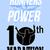 10th marathon race poster stock photo © patrimonio