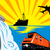 機関車 · レトロな · 列車 · 輸送 · 旅行 · ヴィンテージ - ストックフォト © patrimonio