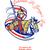 st george day celebration proud to be english retro poster stock photo © patrimonio