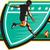 rögbi · játékos · rúg · labda · sportok · vonat - stock fotó © patrimonio