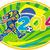 Бразилия · Футбол · иллюстрация · лес · Мир · футбола - Сток-фото © patrimonio