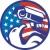 american bald eagle security camera stock photo © patrimonio