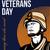 happy veterans day serviceman greeting card stock photo © patrimonio