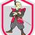 coraggioso · guerriero · barbaro · spada · coraggiosi · uomo - foto d'archivio © patrimonio