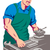 werk · oude · werknemer · handen · business · man - stockfoto © patrimonio