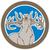geyik · dolar · örnek · ayarlamak · içinde · daire - stok fotoğraf © patrimonio