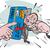 cartão · de · crédito · isolado · ilustração · dinheiro · azul · bolsa · de · valores - foto stock © patrimonio