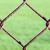 zardzewiałe · łańcucha · link · ogrodzenia · szczegół · Błękitne · niebo - zdjęcia stock © paulfleet