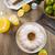 laranja · bolo · tabela · frutas · suco · fundo - foto stock © paulovilela