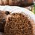 fatia · bolo · de · cenoura · farinha · arroz · foco · comida - foto stock © paulovilela