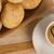 queijo · tabela · café · manhã · pão · frutas - foto stock © paulovilela