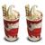 sundae · sorvete · copo · branco · comida · vidro - foto stock © paulovilela